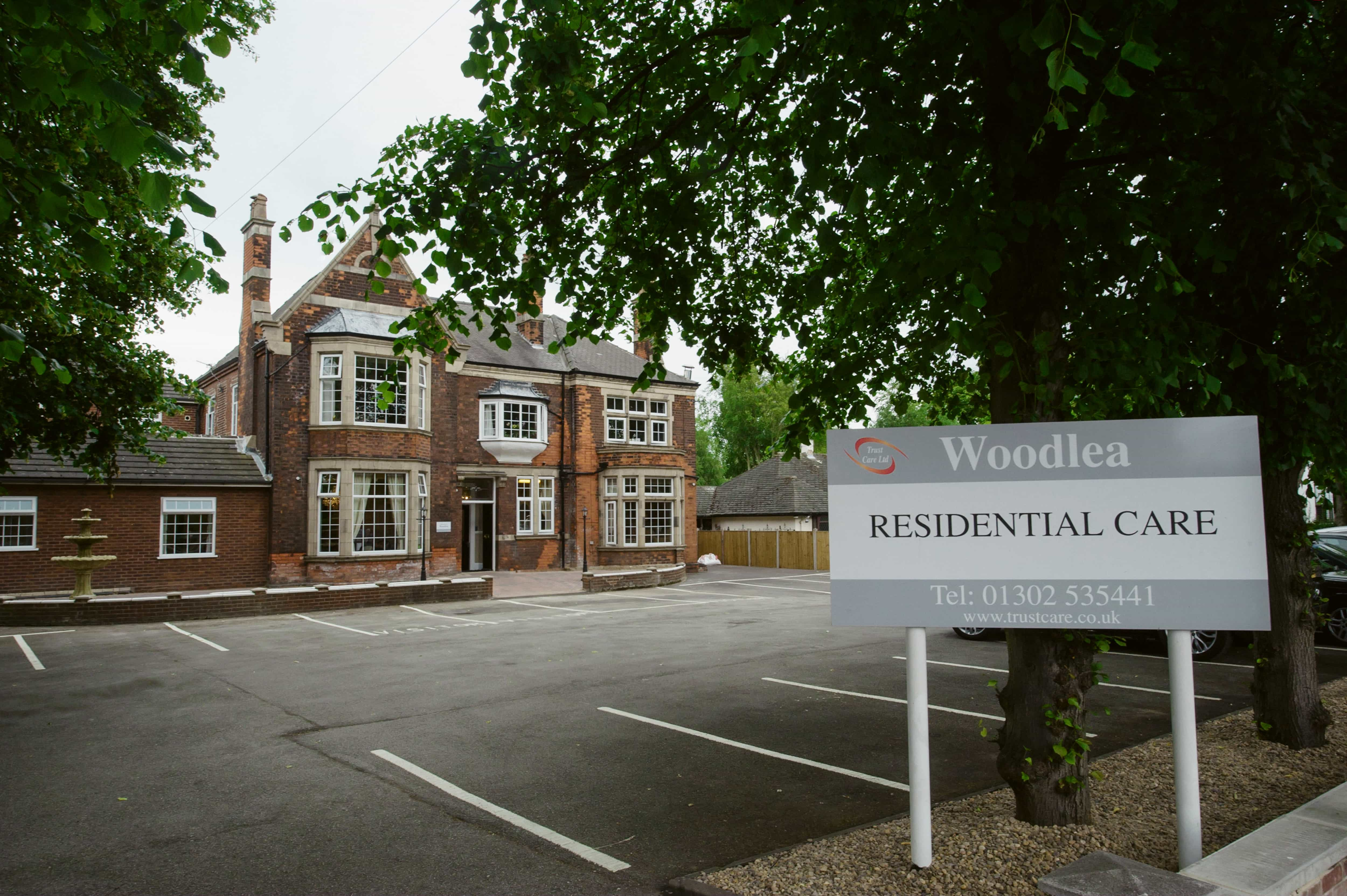 Care home in Doncaster