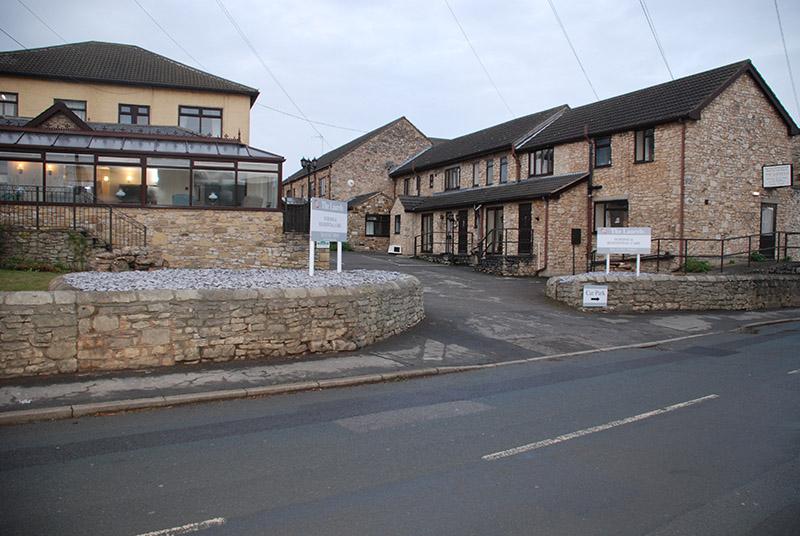 Care home in Norton